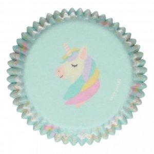 FunCakes Baking Cups Unicorn pk/48