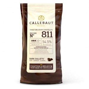 Callebaut Chocolade Callets Puur 1 kg