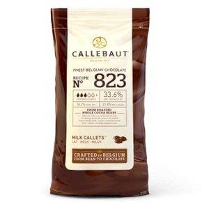 Callebaut Chocolade Callets Melk 1 kg