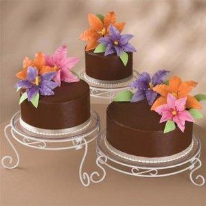Wilton Cakes and Treats Display Set