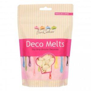 FunCakes Deco Melts White 250g