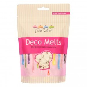 FunCakes Deco Melts Extreme White 250g