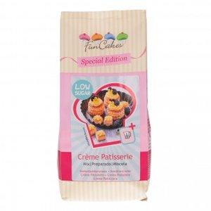 FunCakes Mix voor Banketbakkesroom  Low Sugar 400 gram