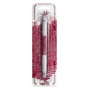 RD Food Art Pen  Burgundy