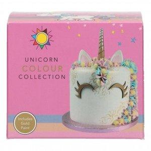 Sugarflair Unicorn Collection Set/5