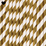 Rietjes-Goud-Wit-12-stuks