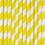 House-of-Marie-Cake-Pops-Straws-Stripes-Yellow-White-pk-20